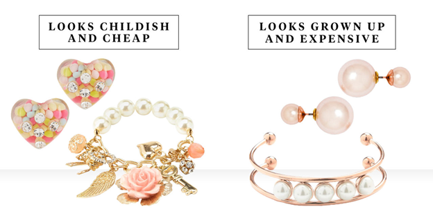 Guady vs  Glam: How to Select Costume Jewelry That Doesn't