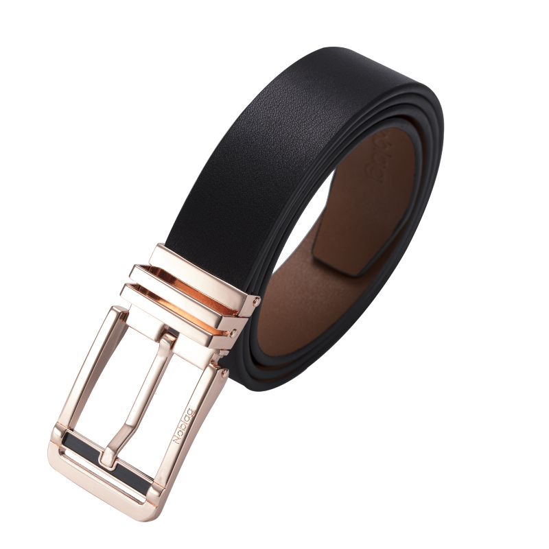 Luxury belts for men